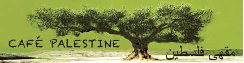 Cafe Palestine Bern kurz