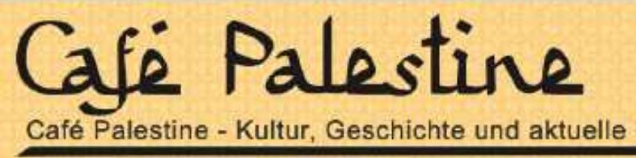 einladung café palestine bern & zürich so. 30./ mo. 31.okt. 2016, Einladung