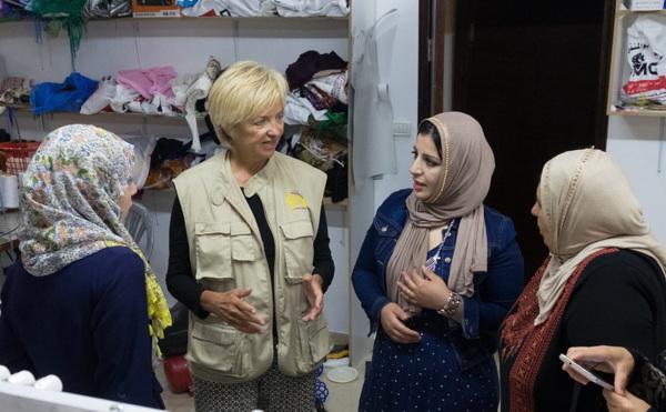 Frauen in Yanoun 2