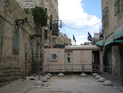Hebron-Checkpoint