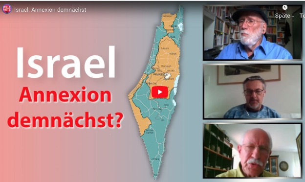 Israel Annexion Westbank