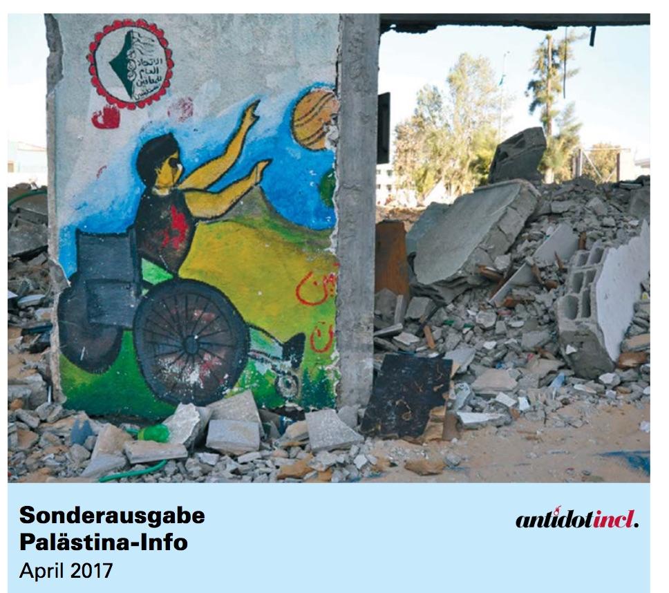 Sonderausgabe Gaza Palastina Info