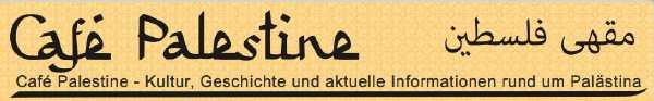 Café Palestine Zürich